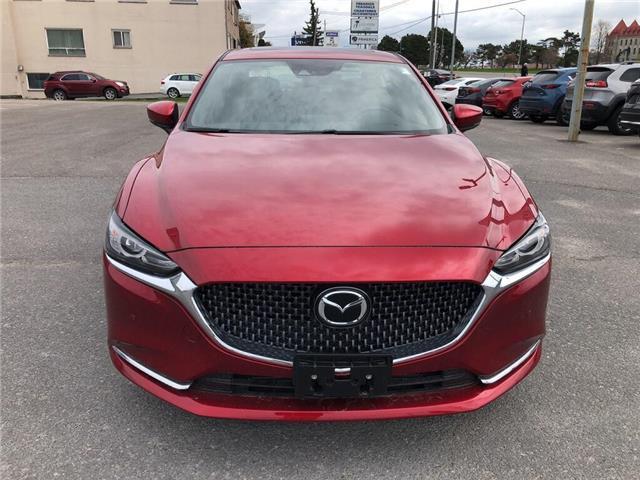 2018 Mazda MAZDA6 Signature (Stk: 18C195) in Kingston - Image 9 of 16