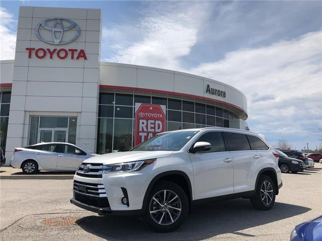 2019 Toyota Highlander XLE (Stk: 30518) in Aurora - Image 1 of 15
