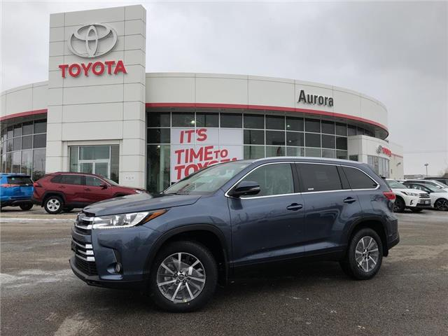 2019 Toyota Highlander XLE (Stk: 30707) in Aurora - Image 1 of 16