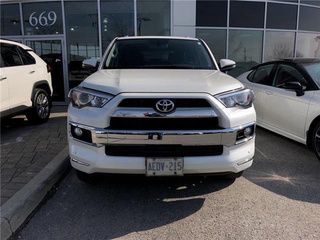 2019 Toyota 4Runner SR5 (Stk: 30737) in Aurora - Image 2 of 5