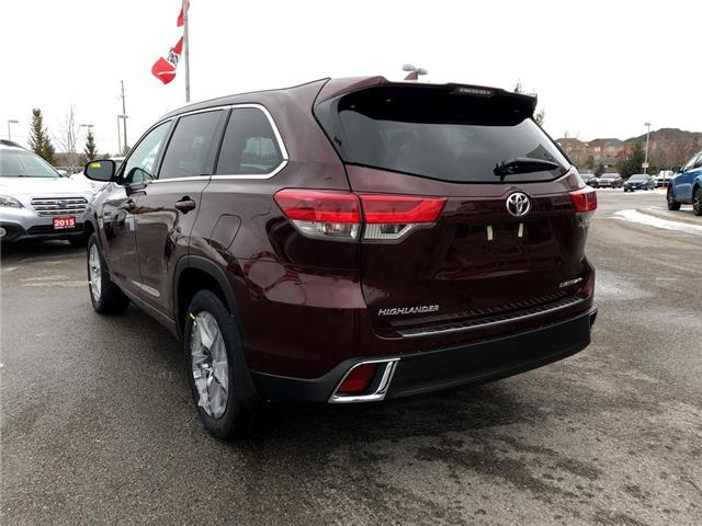 2019 Toyota Highlander Limited (Stk: 30735) in Aurora - Image 2 of 16