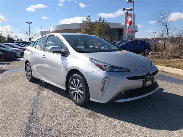 2019 Toyota Prius Technology (Stk: 30741) in Aurora - Image 5 of 17
