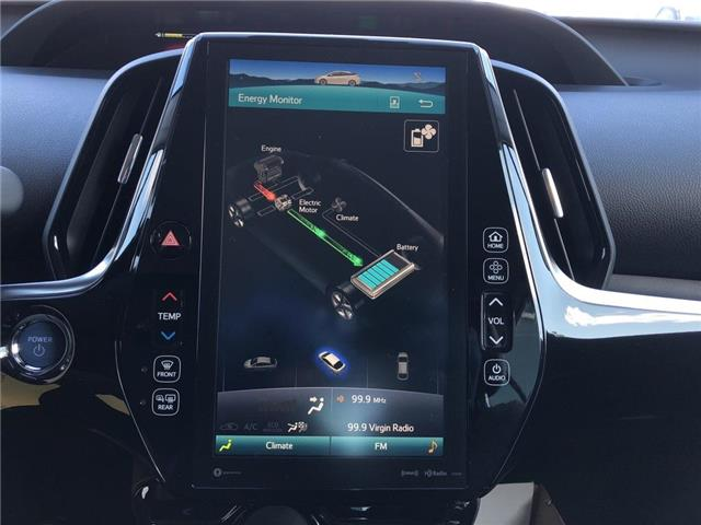 2019 Toyota Prius Technology (Stk: 30741) in Aurora - Image 14 of 17