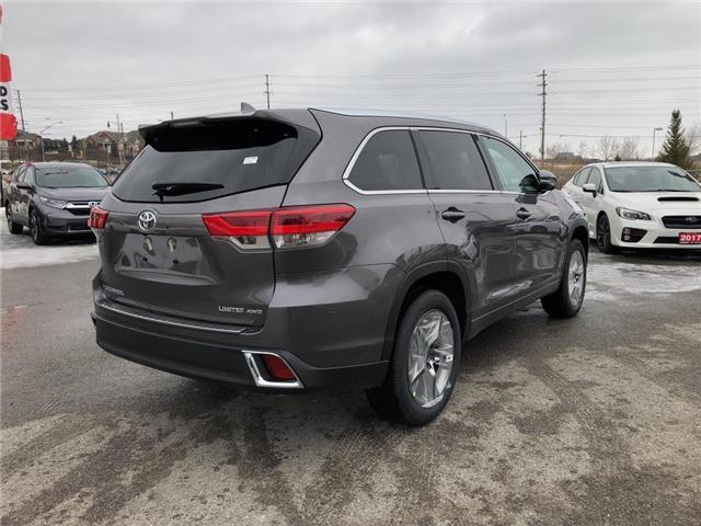 2019 Toyota Highlander Limited (Stk: 30742) in Aurora - Image 4 of 16