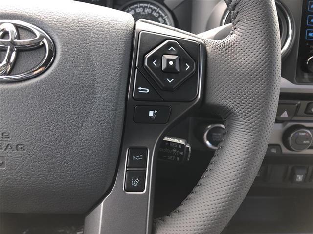 2019 Toyota Tacoma SR5 V6 (Stk: 30764) in Aurora - Image 10 of 15