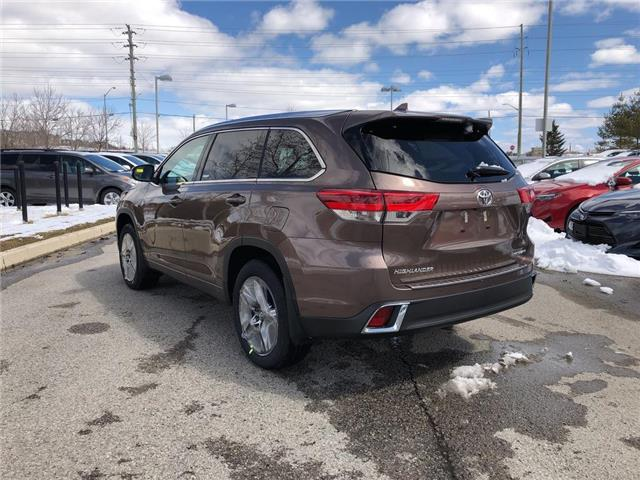 2019 Toyota Highlander Limited (Stk: 30778) in Aurora - Image 2 of 15