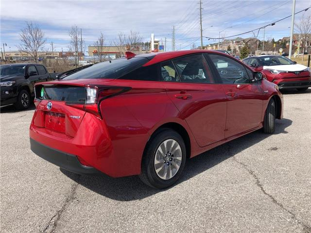 2019 Toyota Prius Technology (Stk: 30815) in Aurora - Image 4 of 17