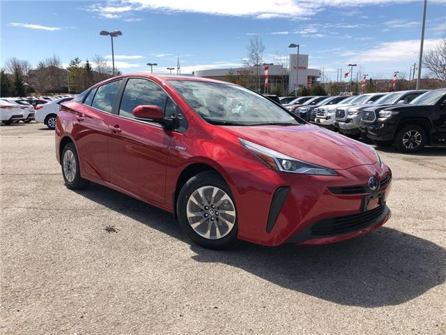 2019 Toyota Prius Technology (Stk: 30815) in Aurora - Image 5 of 17