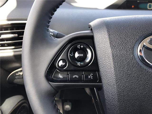 2019 Toyota Prius Technology (Stk: 30815) in Aurora - Image 9 of 17
