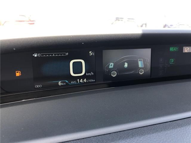 2019 Toyota Prius Technology (Stk: 30815) in Aurora - Image 11 of 17