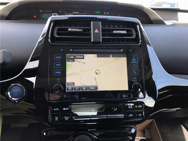 2019 Toyota Prius Technology (Stk: 30815) in Aurora - Image 12 of 17