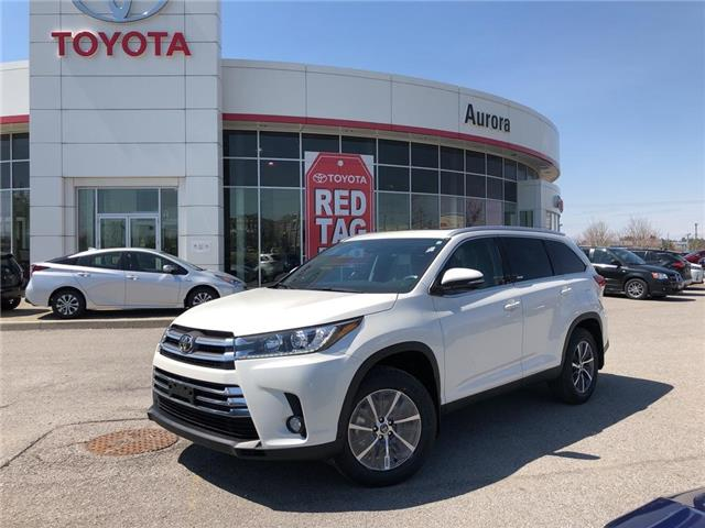 2019 Toyota Highlander XLE (Stk: 30879) in Aurora - Image 1 of 15