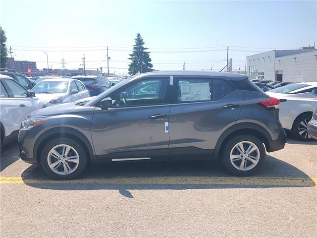 2019 Nissan Kicks S (Stk: KL527583) in Whitby - Image 2 of 3