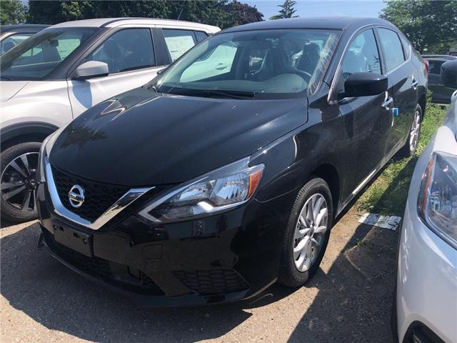 2019 Nissan Sentra 1.8 SV (Stk: KY350652) in Whitby - Image 1 of 4