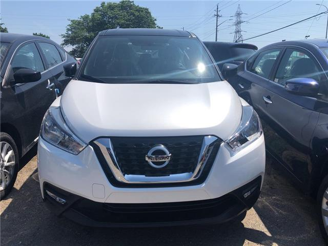 2019 Nissan Kicks SV (Stk: KL536123) in Whitby - Image 2 of 4