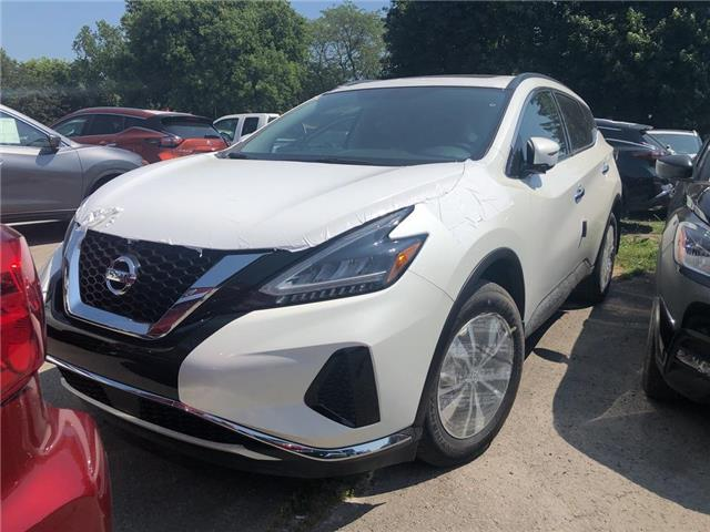 2019 Nissan Murano SV (Stk: KN148443) in Whitby - Image 1 of 3