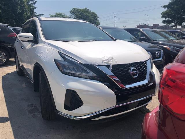 2019 Nissan Murano SV (Stk: KN148443) in Whitby - Image 2 of 3