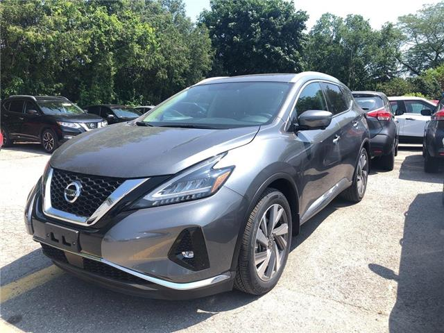 2019 Nissan Murano SL (Stk: KN103468) in Whitby - Image 1 of 5