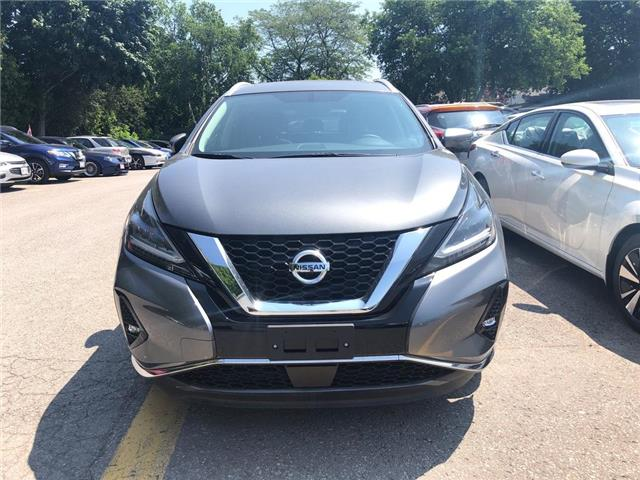 2019 Nissan Murano SL (Stk: KN103468) in Whitby - Image 2 of 5