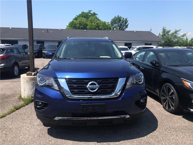 2019 Nissan Pathfinder Platinum (Stk: KC642553) in Whitby - Image 2 of 6