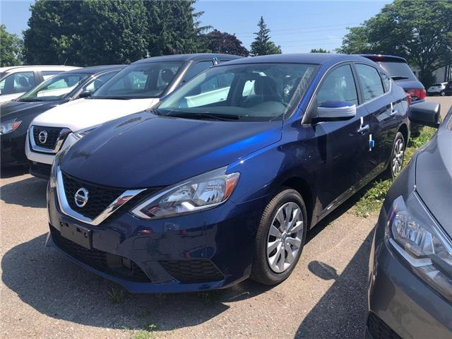 2019 Nissan Sentra 1.8 SV (Stk: KY368233) in Whitby - Image 1 of 3