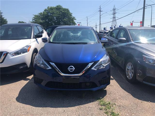 2019 Nissan Sentra 1.8 SV (Stk: KY368233) in Whitby - Image 2 of 3