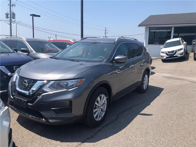 2019 Nissan Rogue S (Stk: KC834149) in Whitby - Image 1 of 4