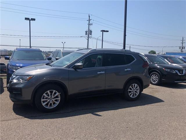 2019 Nissan Rogue S (Stk: KC834149) in Whitby - Image 2 of 4