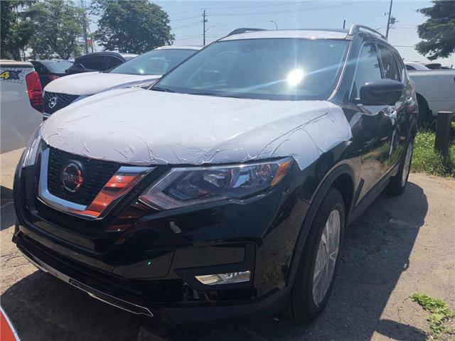 2019 Nissan Rogue SV (Stk: KC834872) in Whitby - Image 1 of 4