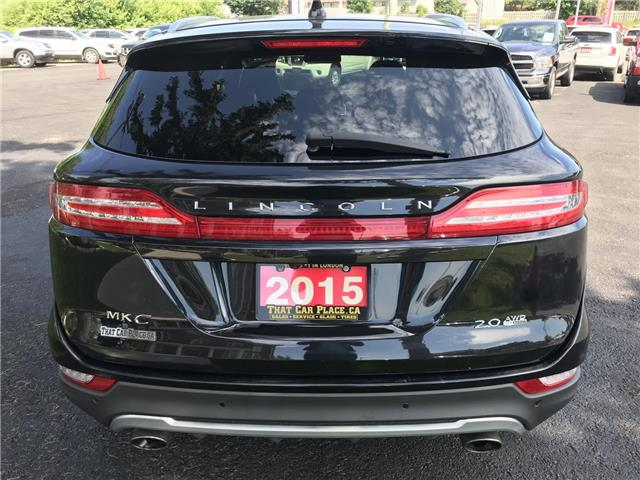 2015 Lincoln MKC Base (Stk: 5317) in London - Image 4 of 28