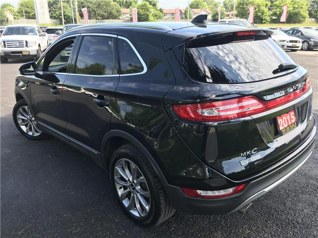 2015 Lincoln MKC Base (Stk: 5317) in London - Image 6 of 28