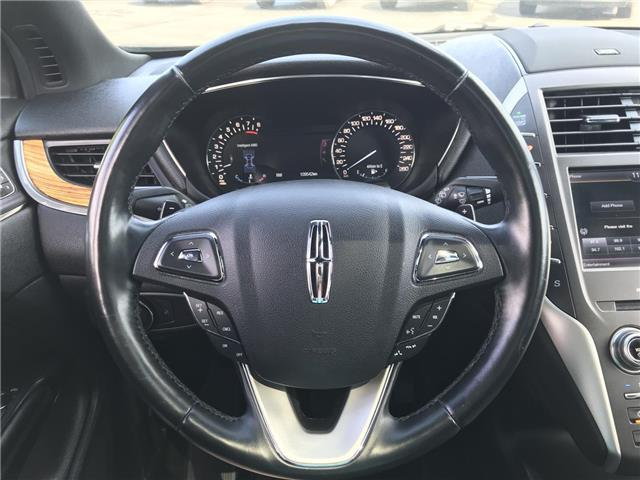 2015 Lincoln MKC Base (Stk: 5317) in London - Image 15 of 28