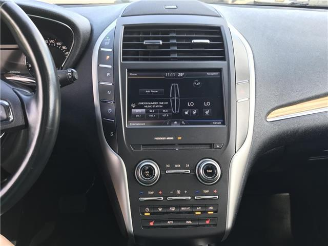 2015 Lincoln MKC Base (Stk: 5317) in London - Image 18 of 28