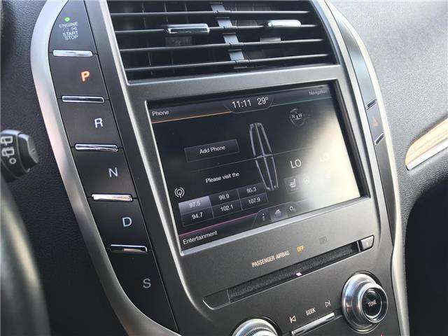 2015 Lincoln MKC Base (Stk: 5317) in London - Image 19 of 28