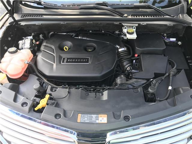 2015 Lincoln MKC Base (Stk: 5317) in London - Image 27 of 28