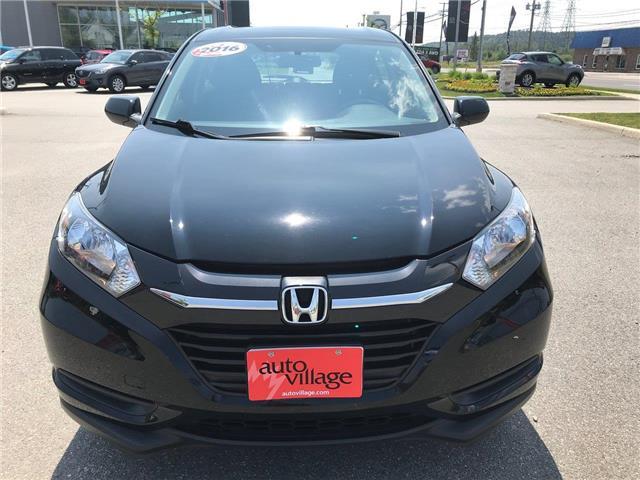 2016 Honda HR-V LX (Stk: P113647) in Saint John - Image 9 of 32