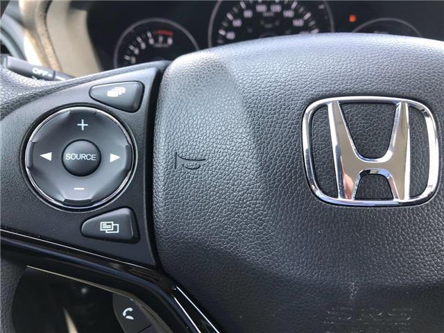 2016 Honda HR-V LX (Stk: P113647) in Saint John - Image 18 of 32