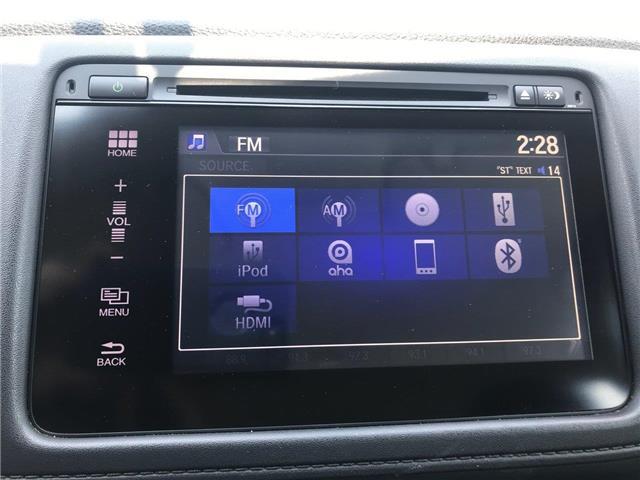 2016 Honda HR-V LX (Stk: P113647) in Saint John - Image 24 of 32