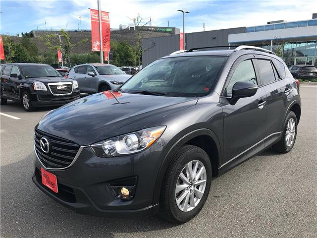 2016 Mazda CX-5 GS (Stk: T557190A) in Saint John - Image 1 of 38