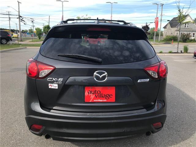 2016 Mazda CX-5 GS (Stk: T557190A) in Saint John - Image 4 of 38