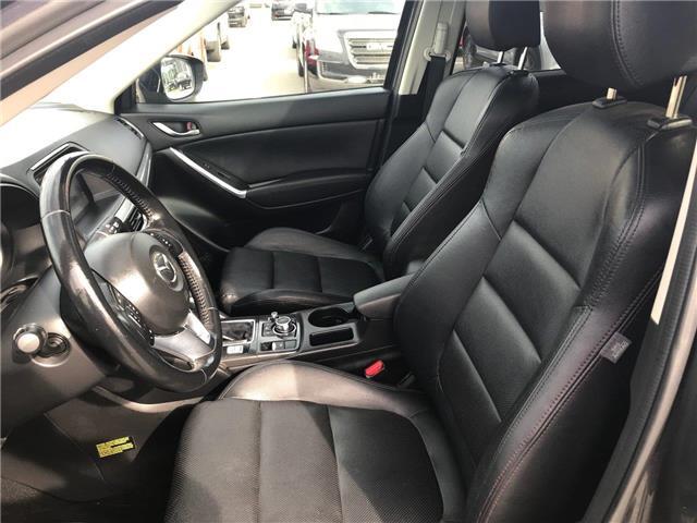2016 Mazda CX-5 GS (Stk: T557190A) in Saint John - Image 11 of 38