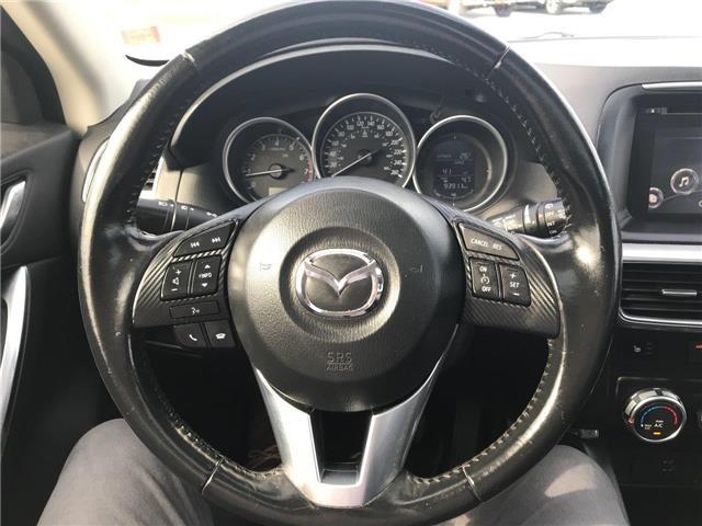 2016 Mazda CX-5 GS (Stk: T557190A) in Saint John - Image 17 of 38