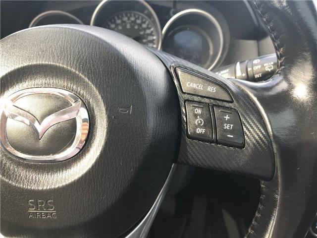2016 Mazda CX-5 GS (Stk: T557190A) in Saint John - Image 18 of 38