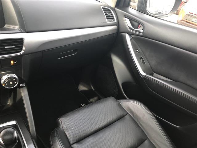 2016 Mazda CX-5 GS (Stk: T557190A) in Saint John - Image 28 of 38
