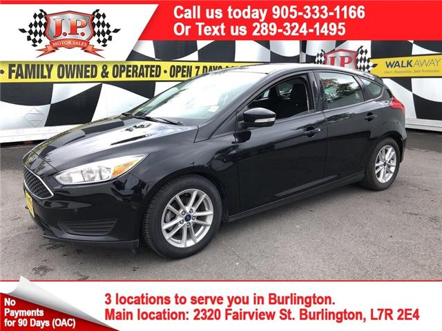 2016 Ford Focus SE (Stk: 45641r) in Burlington - Image 1 of 24