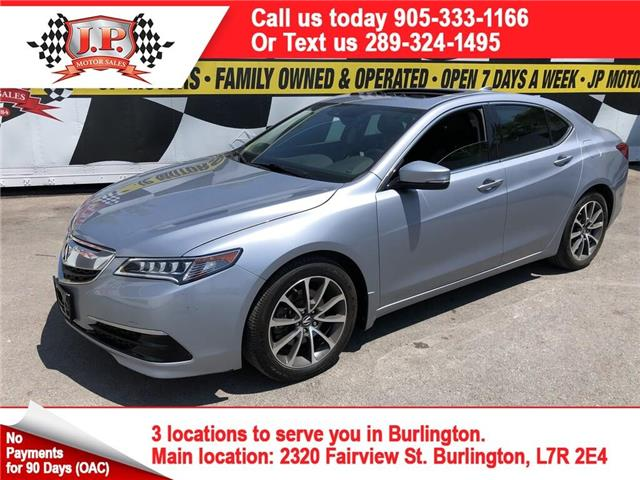 2015 Acura TLX Tech (Stk: 47337) in Burlington - Image 1 of 17