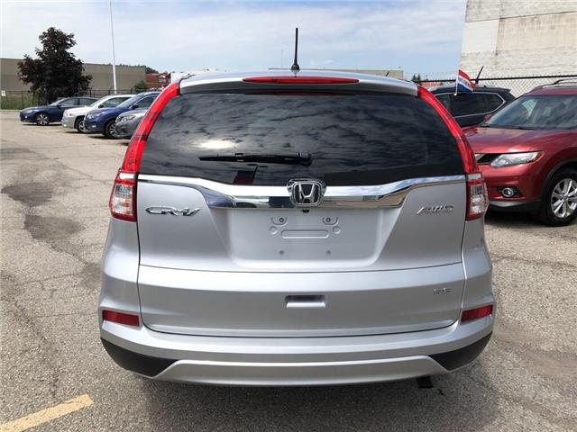 2016 Honda CR-V SE-AWD-EX (Stk: U3057) in Scarborough - Image 4 of 22