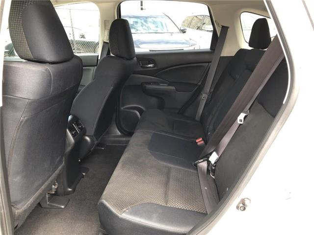 2016 Honda CR-V SE-AWD-EX (Stk: U3057) in Scarborough - Image 11 of 22