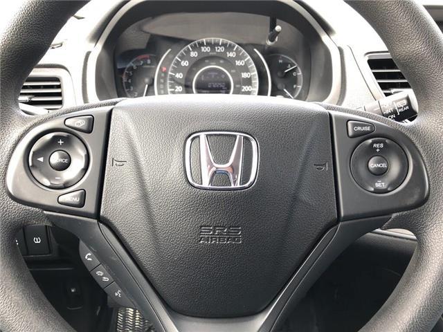 2016 Honda CR-V SE-AWD-EX (Stk: U3057) in Scarborough - Image 13 of 22