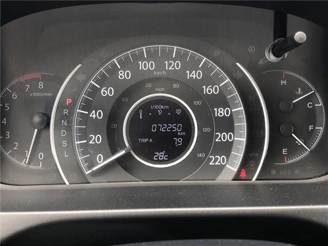 2016 Honda CR-V SE-AWD-EX (Stk: U3057) in Scarborough - Image 16 of 22